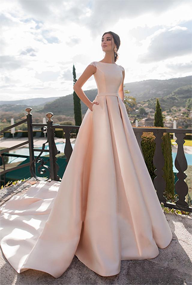 Robe de mariée princesse Gard